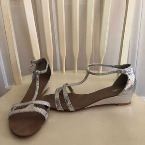 Dune London wedges